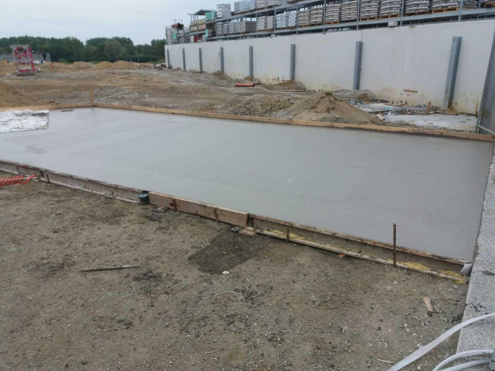 Uitwassen van beton