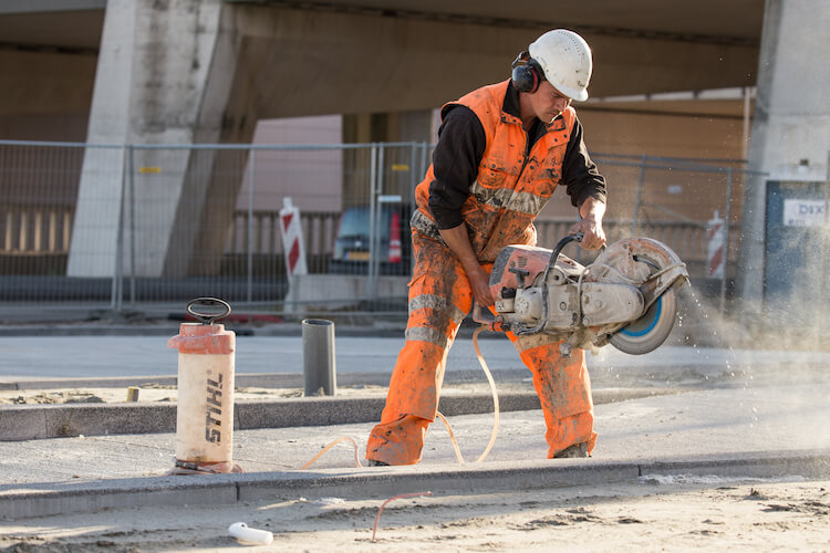 Sagen betonbeläge